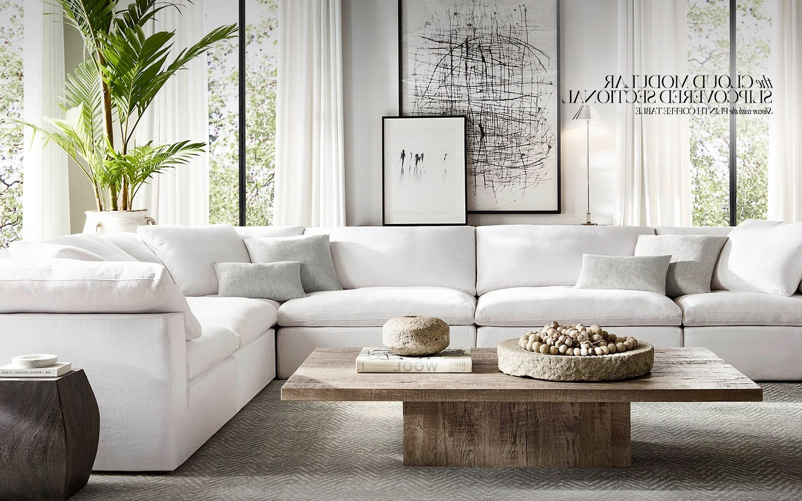 The Best Restoration Hardware Sectional Sofas