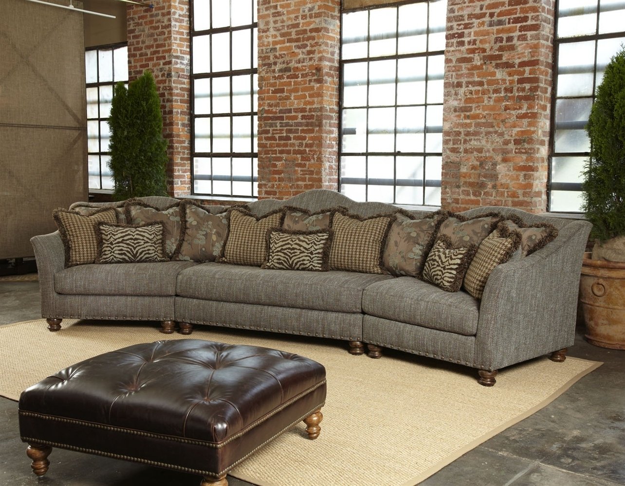 Rochester Ny Sectional Sofas In Fashionable Beautiful Curved Sectional Sofa With Chaise 38 For Your Sectional (View 20 of 20)