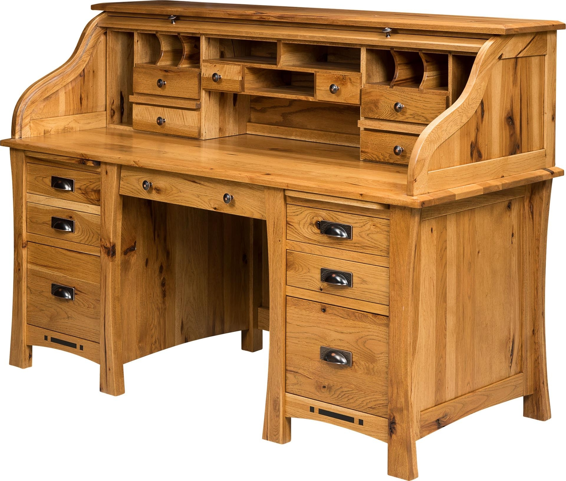 Rolltop Desk, Solid Wood And Throughout Well Known Roll Top Computer Desks (View 14 of 20)