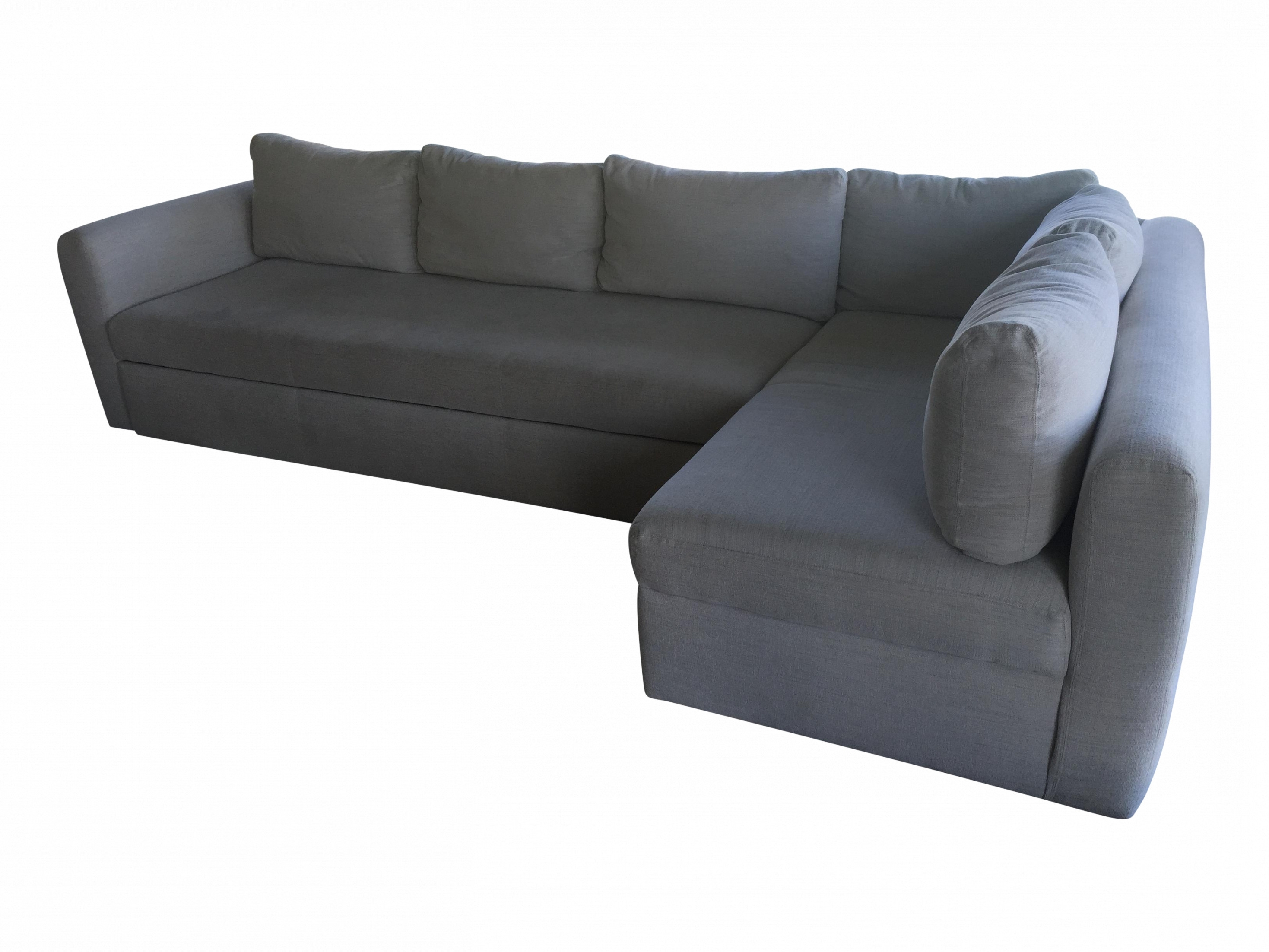 Room And Board Sectional Sofa Sleeper Sale Review Eden Stock Throughout Favorite Room And Board Sectional Sofas (View 14 of 20)