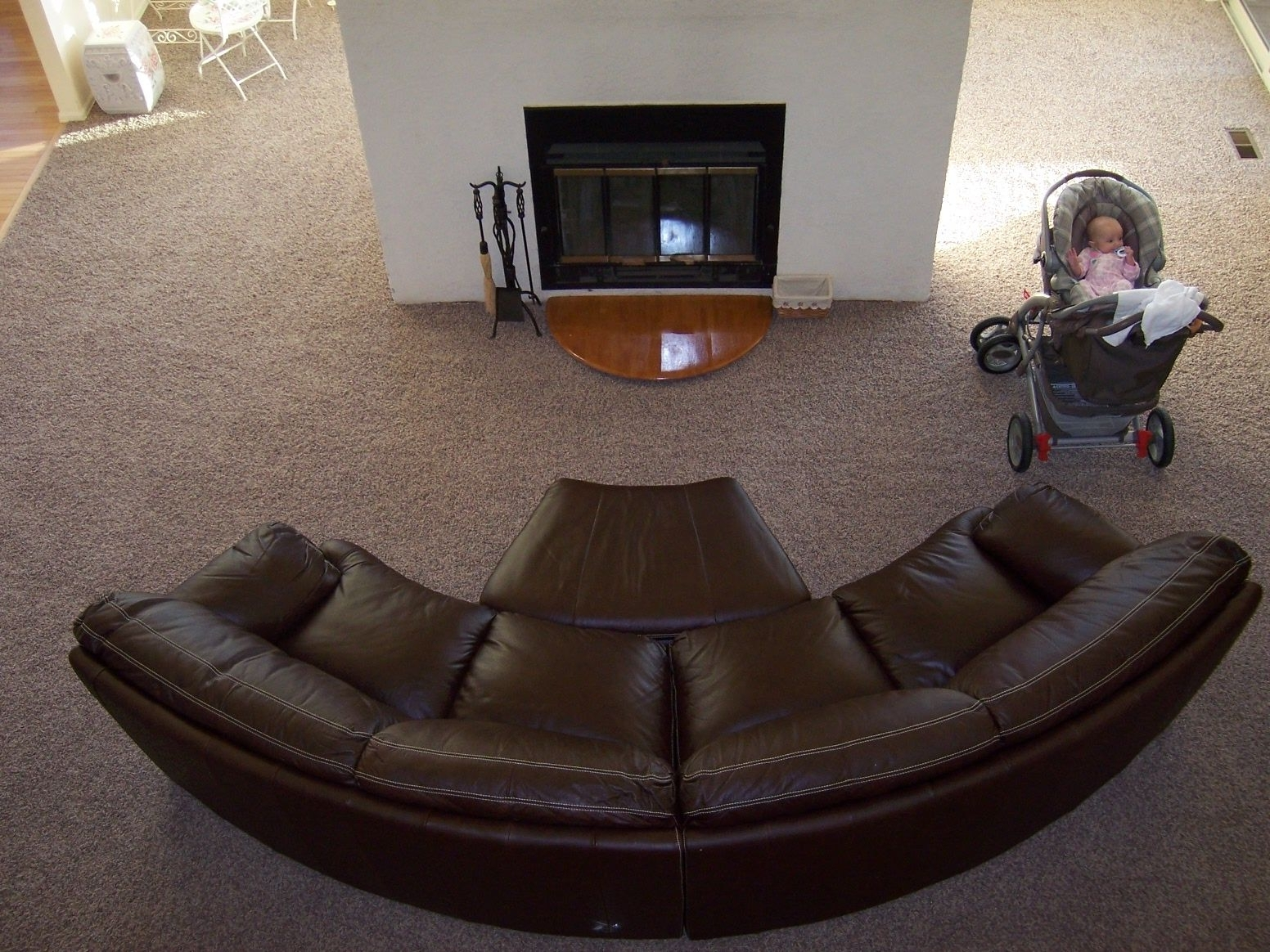 Round Sofas Pertaining To Well Known Half Circle Sectional Sofa Price (View 13 of 20)