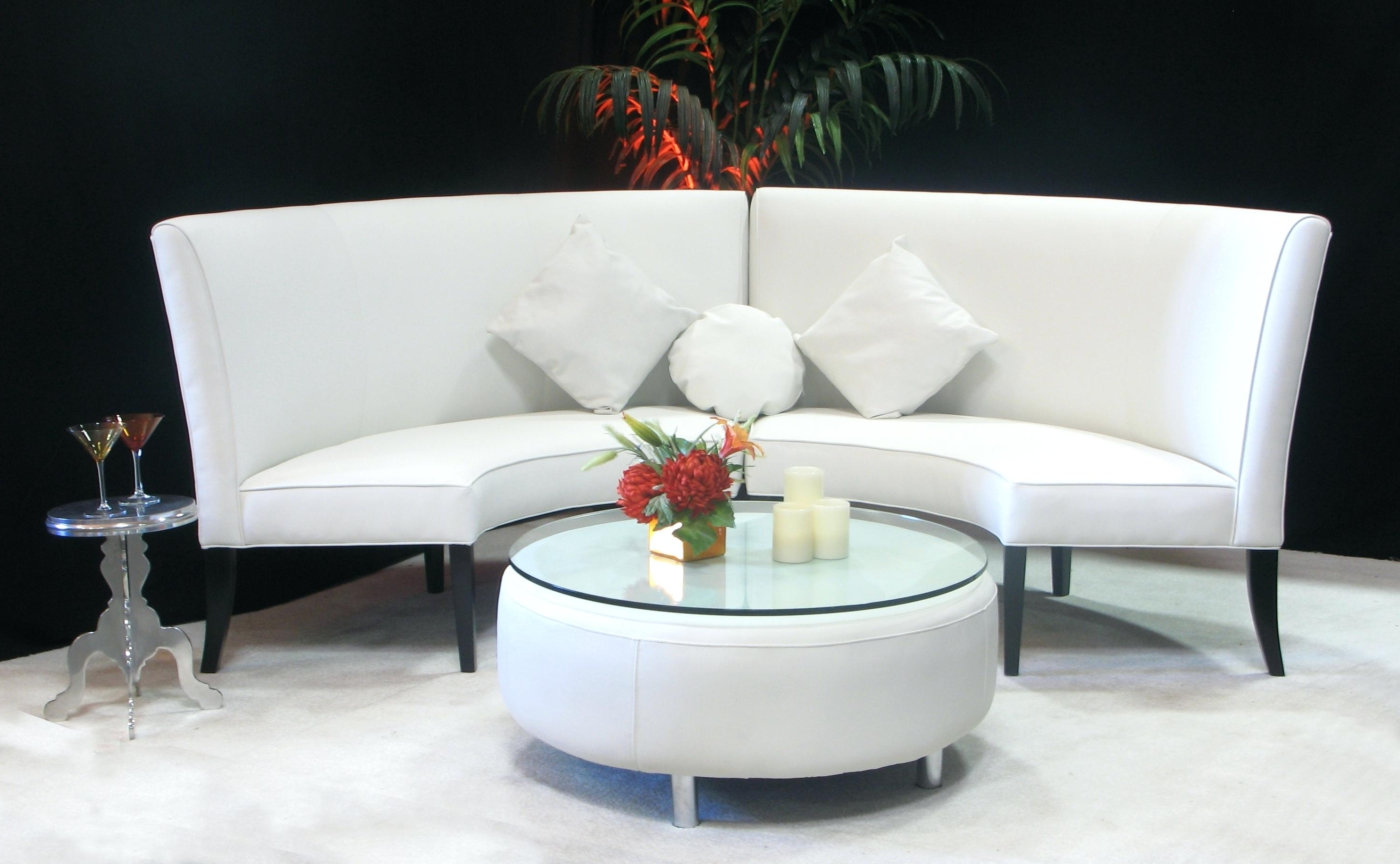 Rounded Sofa Maze Rattan Set Round Chair Canada – Kattenbroek With Widely Used Rounded Sofas (View 6 of 20)