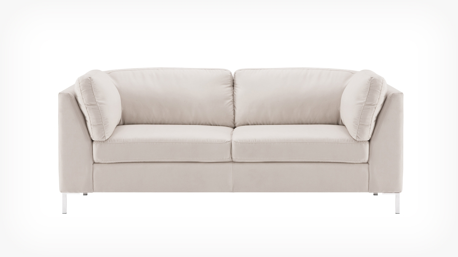 Salema Apartment Sofa – Fabric (View 11 of 20)