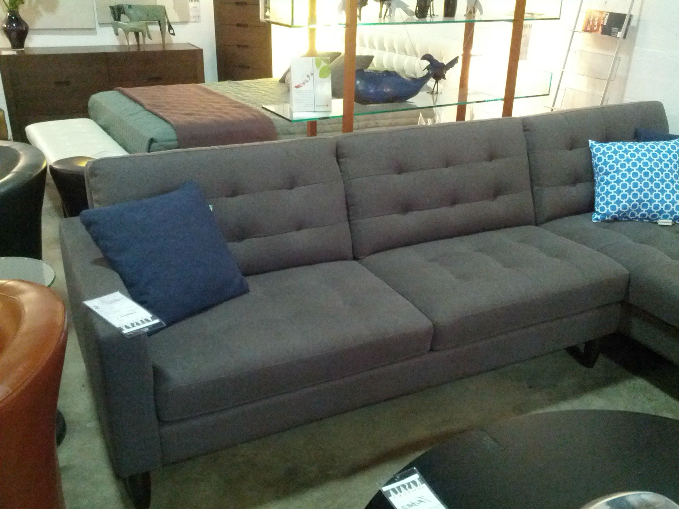 Seattle Sectional Sofas For Most Up To Date Another Gray Sectionalkasala, In Seattle (View 10 of 20)