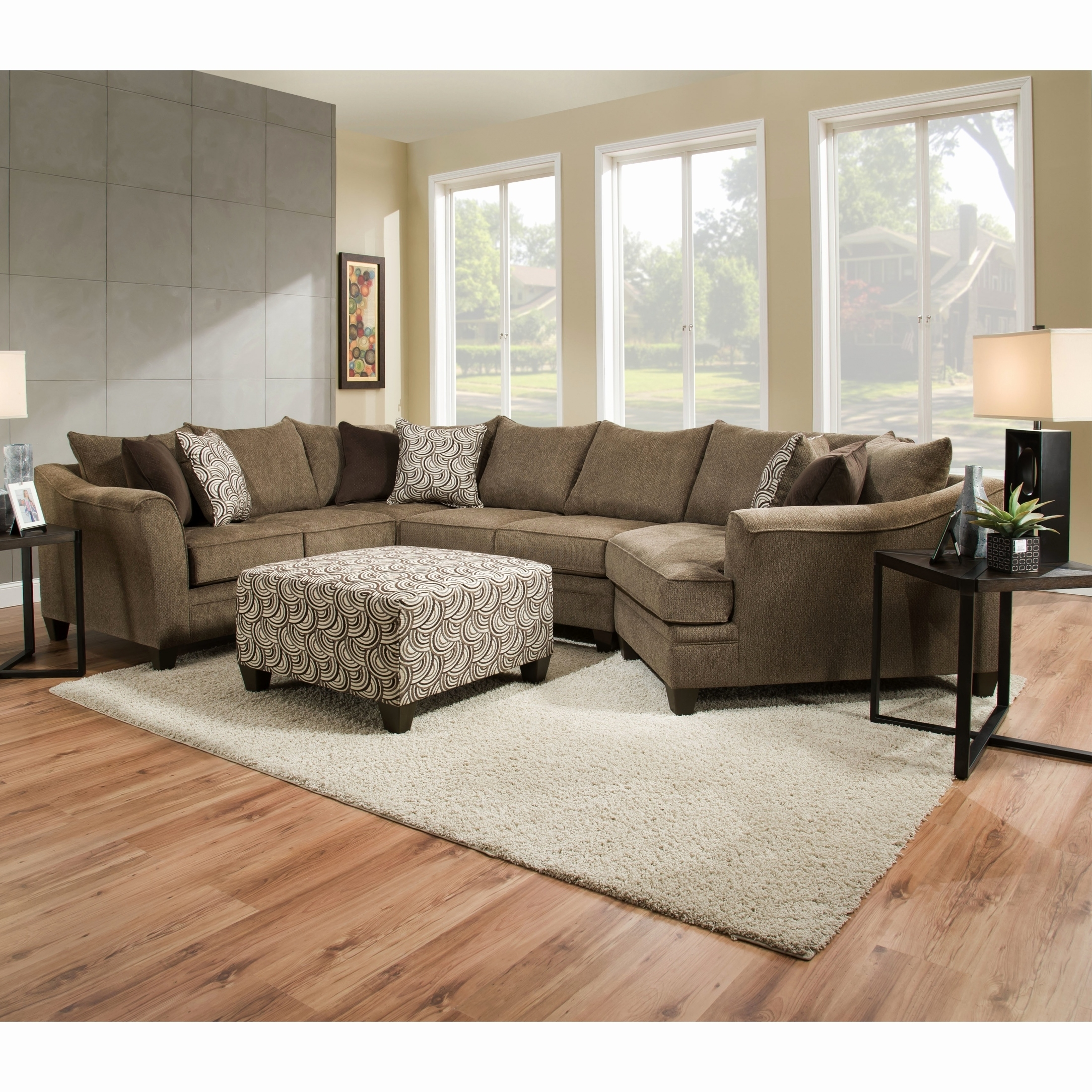 Sectional Couch Cheap Darling Sectional Sofa Reviews Teri U Joss With Regard To 2018 Joss And Main Sectional Sofas (View 6 of 20)