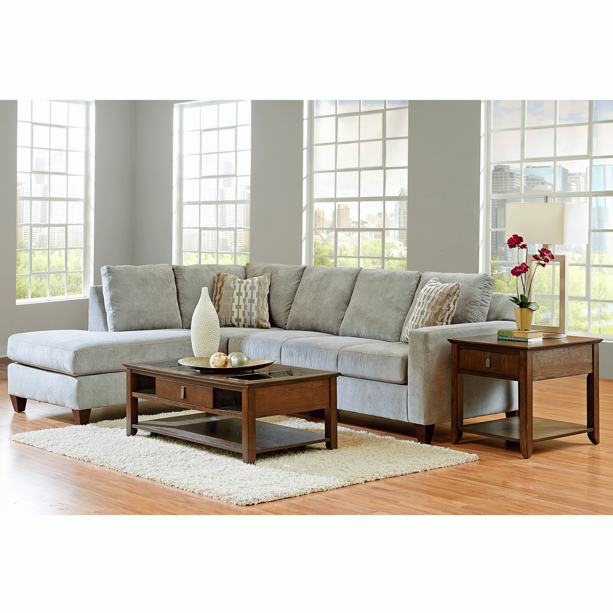 Sectional Couches – Bernie & Phyl's Furniture (View 3 of 20)