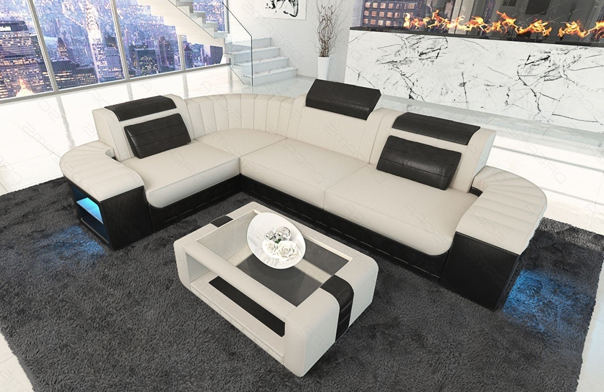 Sectional Fabric Sofa Philadelphia Pertaining To Most Cur Sofas View 15 Of 20
