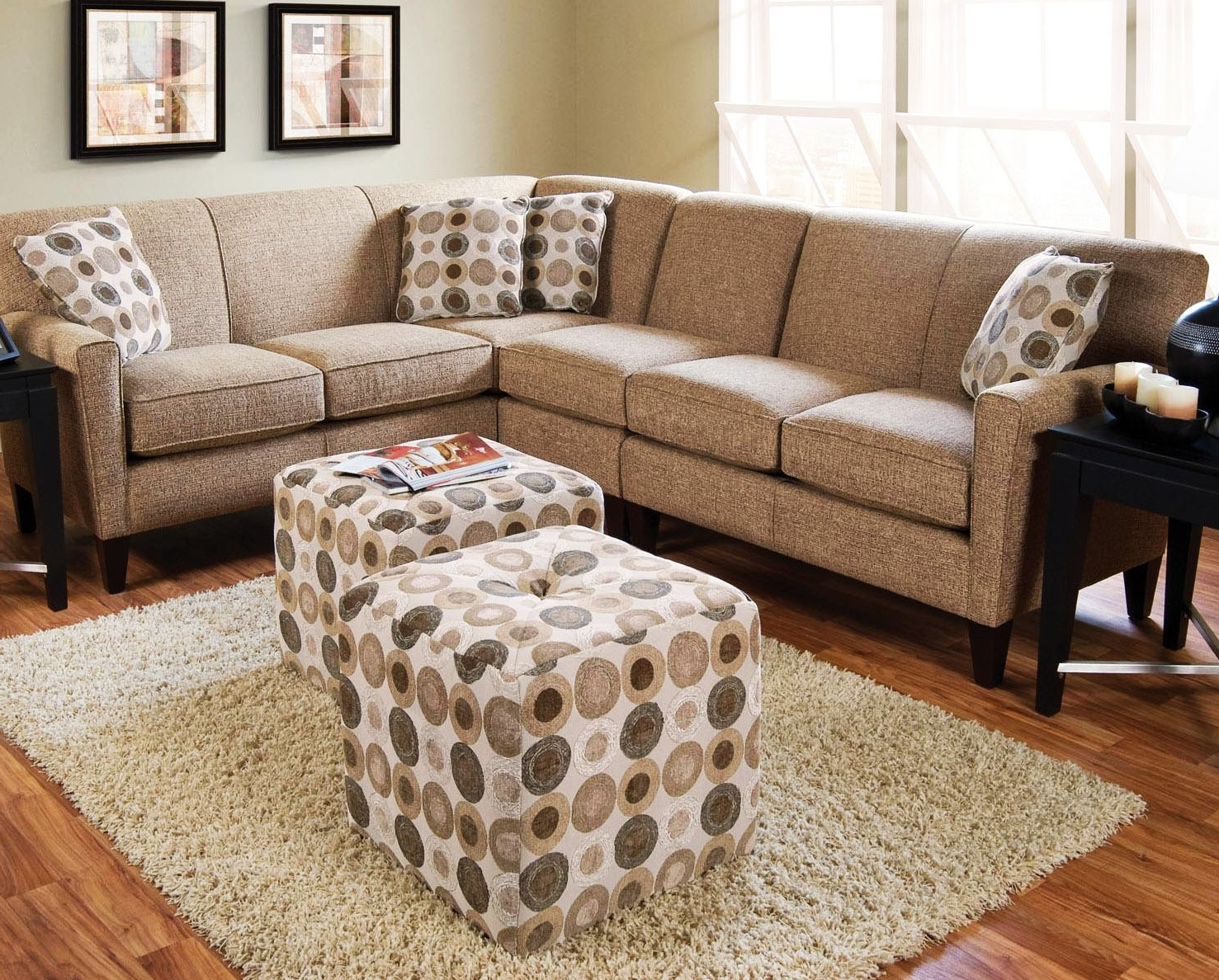 Sectional Sleeper Sofa With Recliners Fabric Sectional Sleeper Regarding Most Recently Released Small Sectional Sofas For Small Spaces (View 6 of 20)