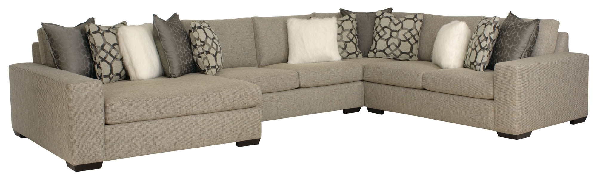 Sectional Sofa Design: Best Selling Bernhardt Sectional Sofa Regarding  Trendy Orlando Sectional Sofas (View