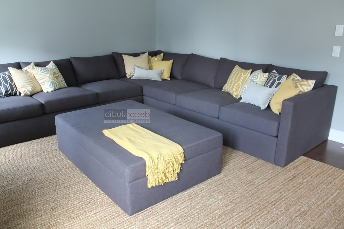 Sectional Sofa Design: Customized Sectional Sofa Furniture Custom In Fashionable Customized Sofas (View 12 of 20)