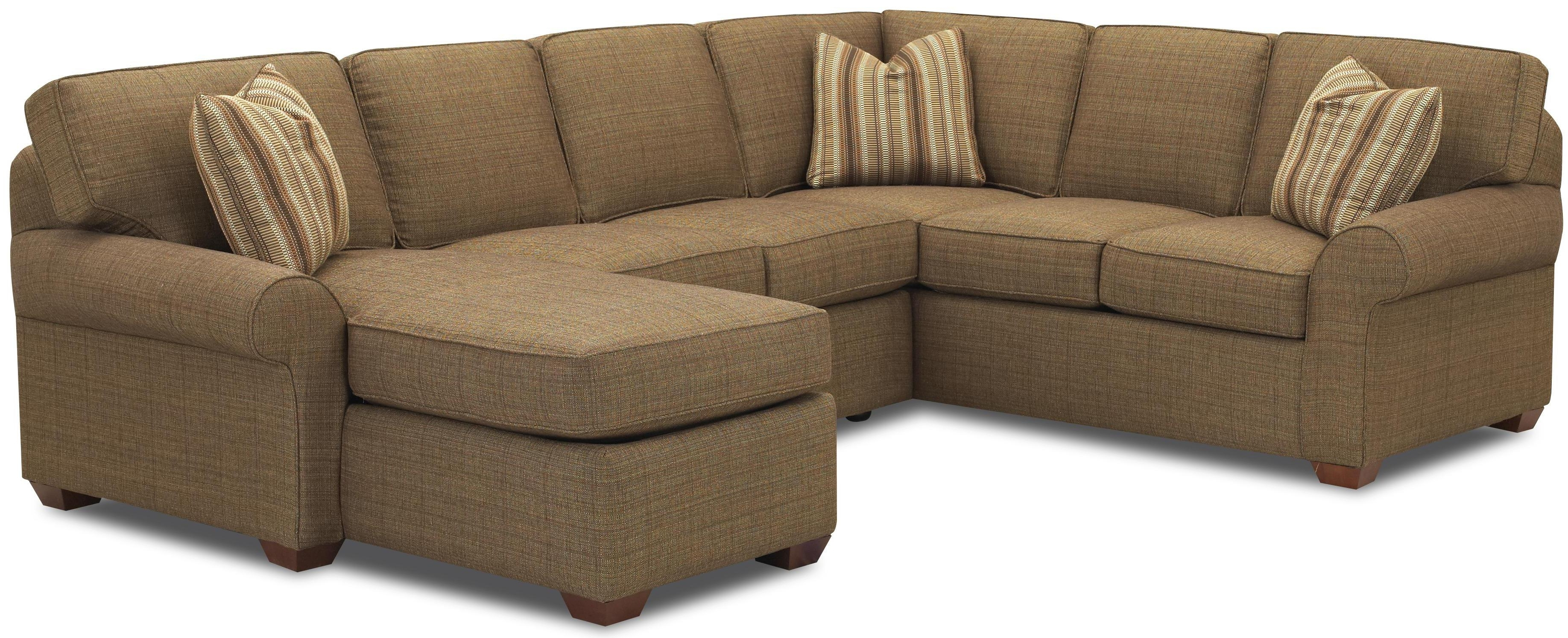Sectional Sofa Group With Right Chaise Loungeklaussner (View 19 of 20)