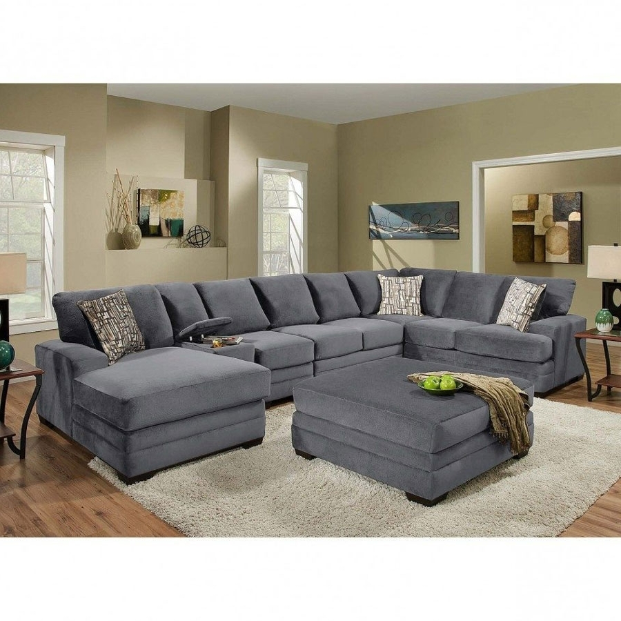 Sectional Sofa: Magnificent Down Filled Sectional Sofa Down Filled For Most Recent Down Feather Sectional Sofas (View 18 of 20)