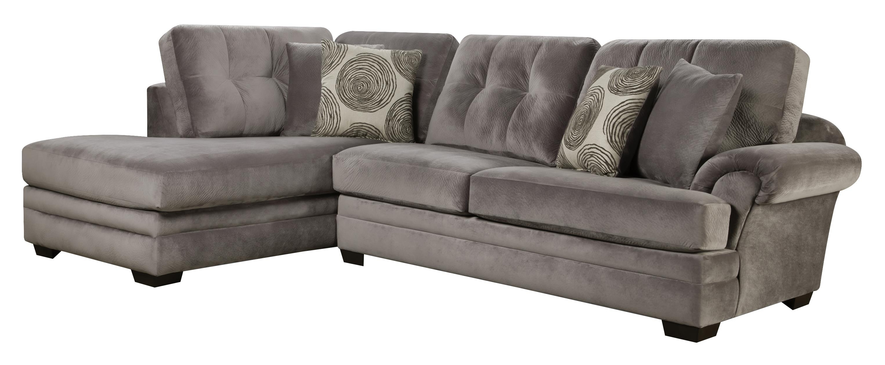 Sectional Sofa With Chaise (On Right Side)Corinthian (View 10 of 20)