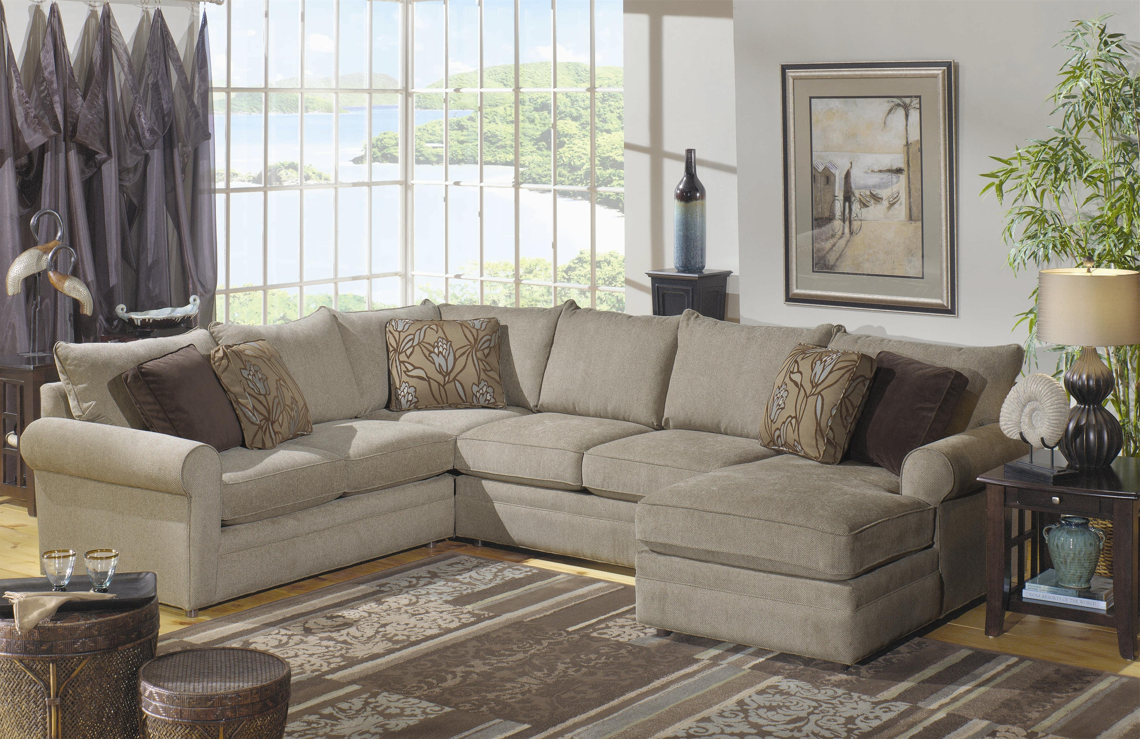 Sectional Sofa With Left Side Chaise (View 9 of 20)