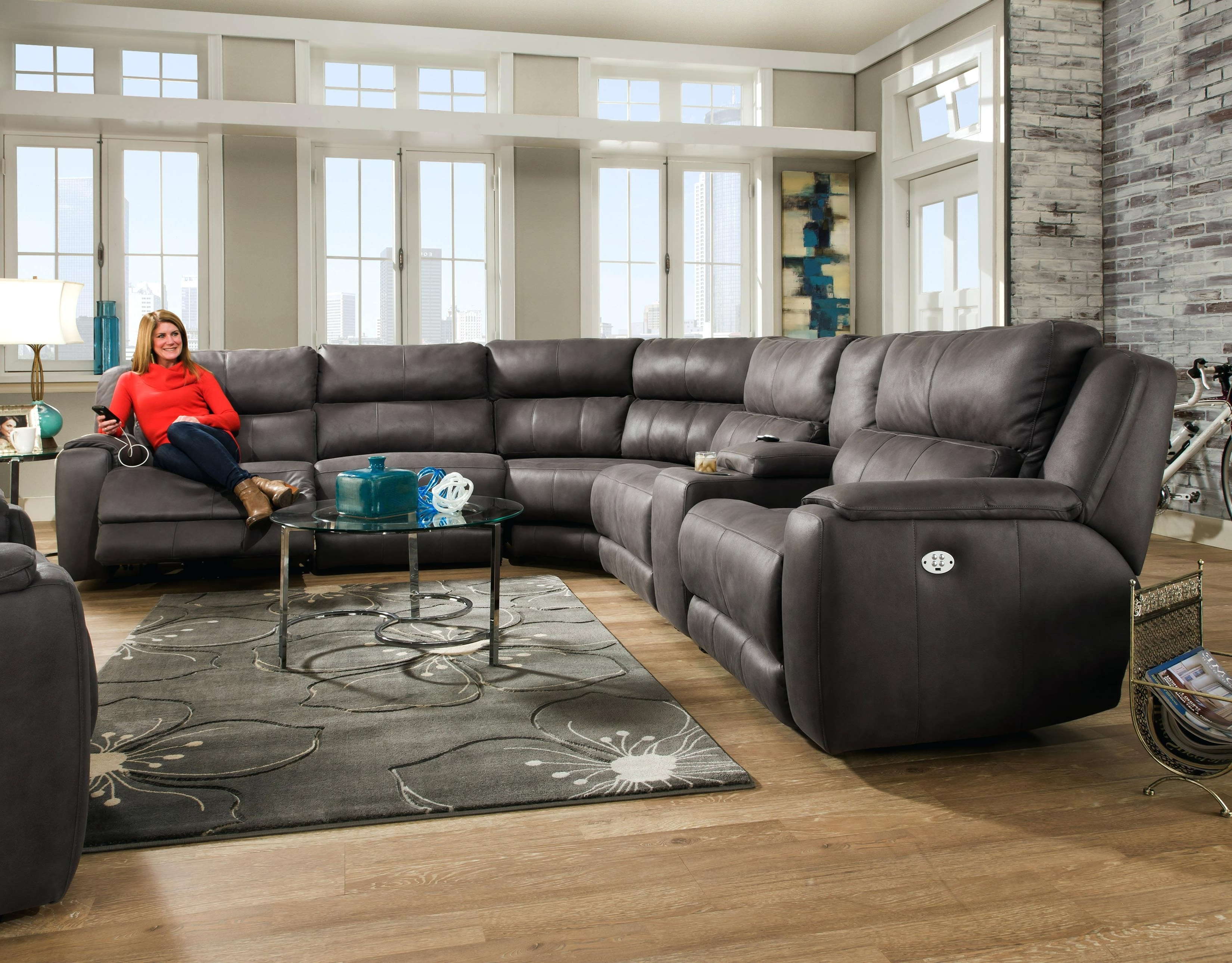 Sectional Sofa With Recliners Recliner Repair Parts – Bikas In Latest Valdosta Ga Sectional Sofas (View 16 of 20)