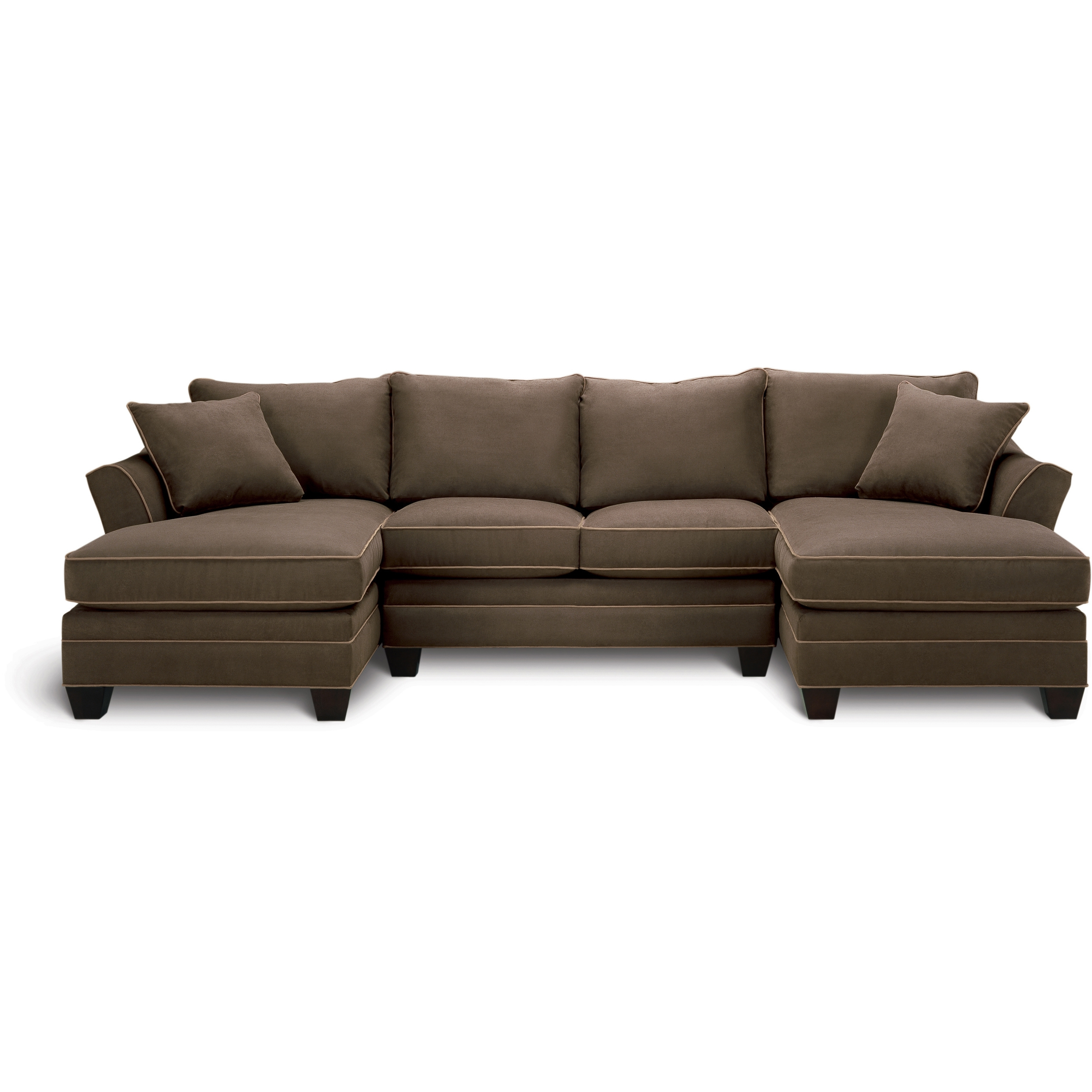 Sectional Sofas Art Van For Latest Make The Most Of Your Space With The Dillon Sectional That Offers (View 12 of 20)