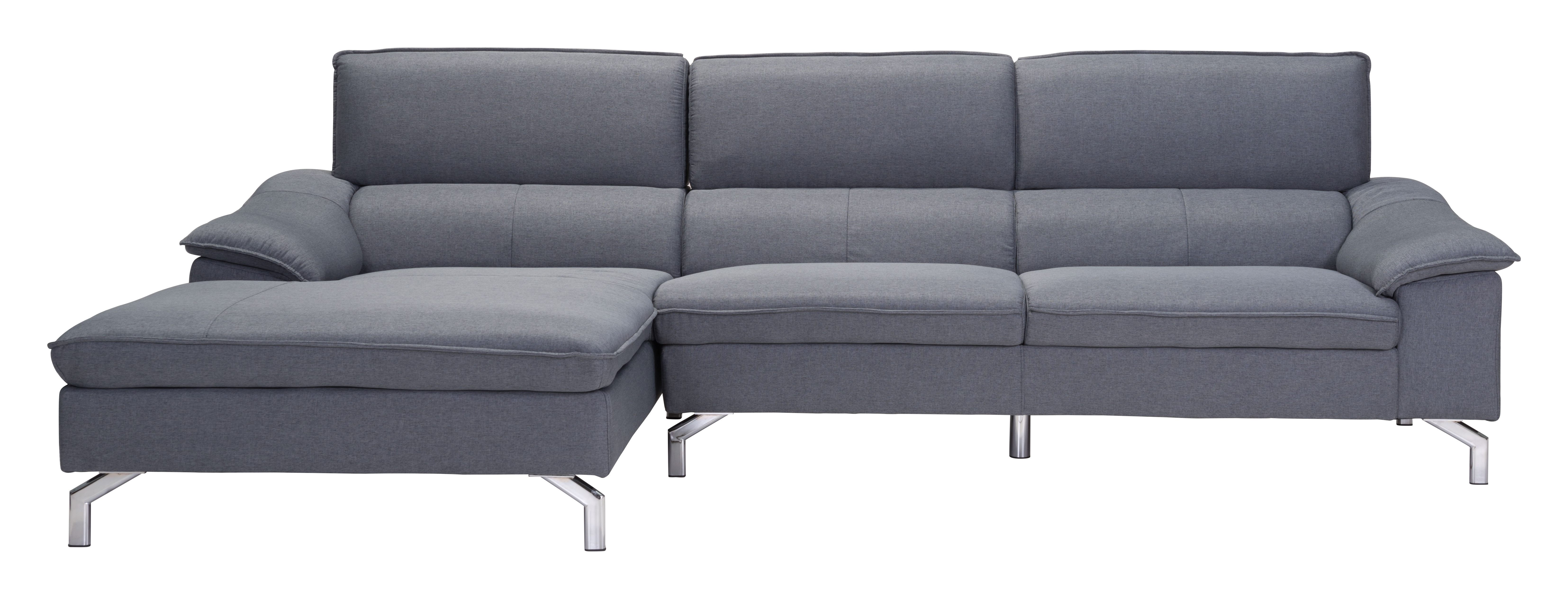 Sectional Sofas Art Van Within Well Known Sofas : Gray Sectional Macys Sectional Microfiber Sectional Sofa (View 15 of 20)