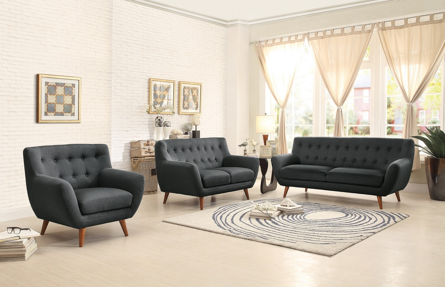 Sectional Sofas At Aarons Inside Famous Sofa : Gray Sofa Set Light Grey Sofa Aarons Sectionals Sofas (View 15 of 20)
