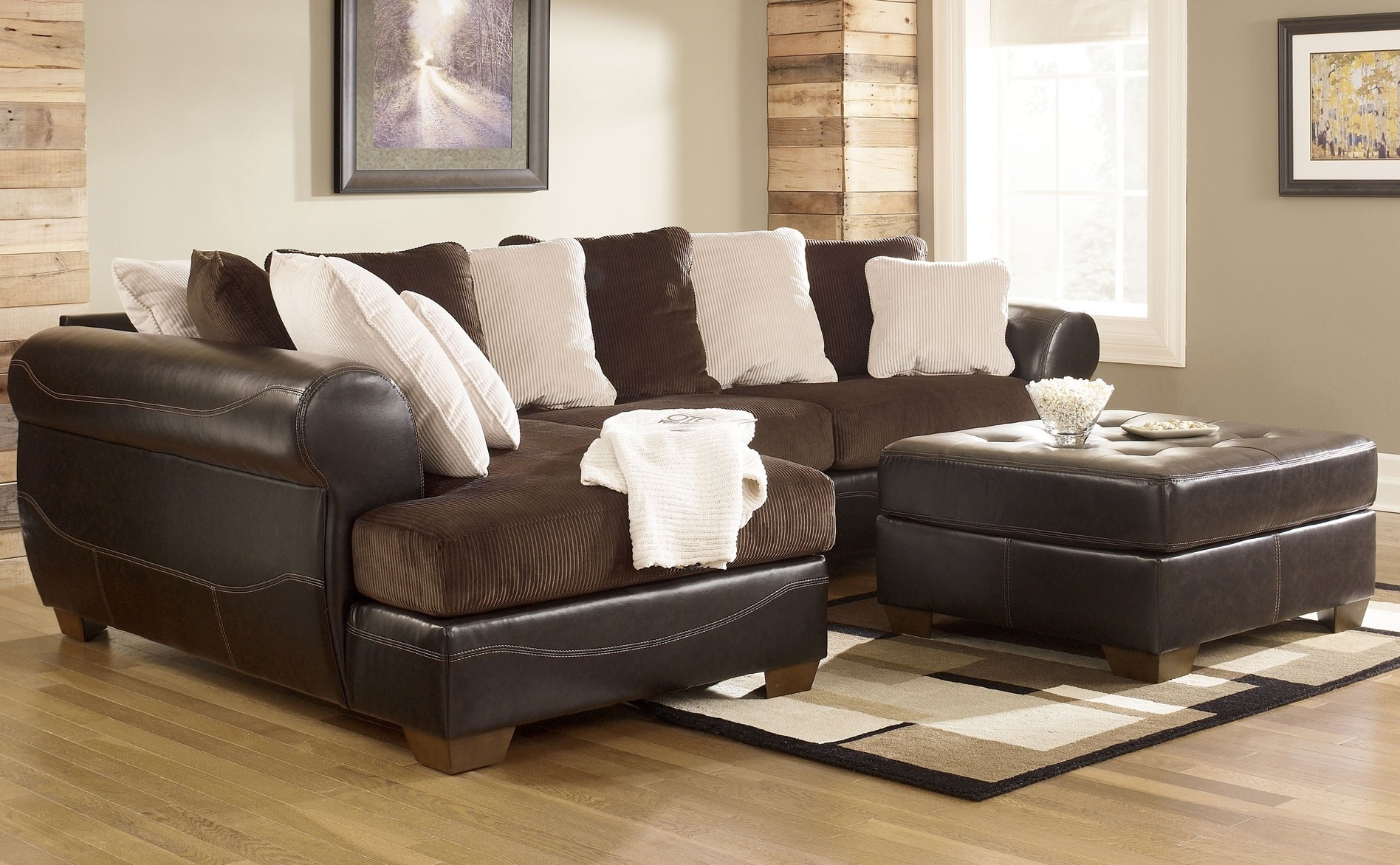 Featured Photo of Sectional Sofas At Ashley Furniture