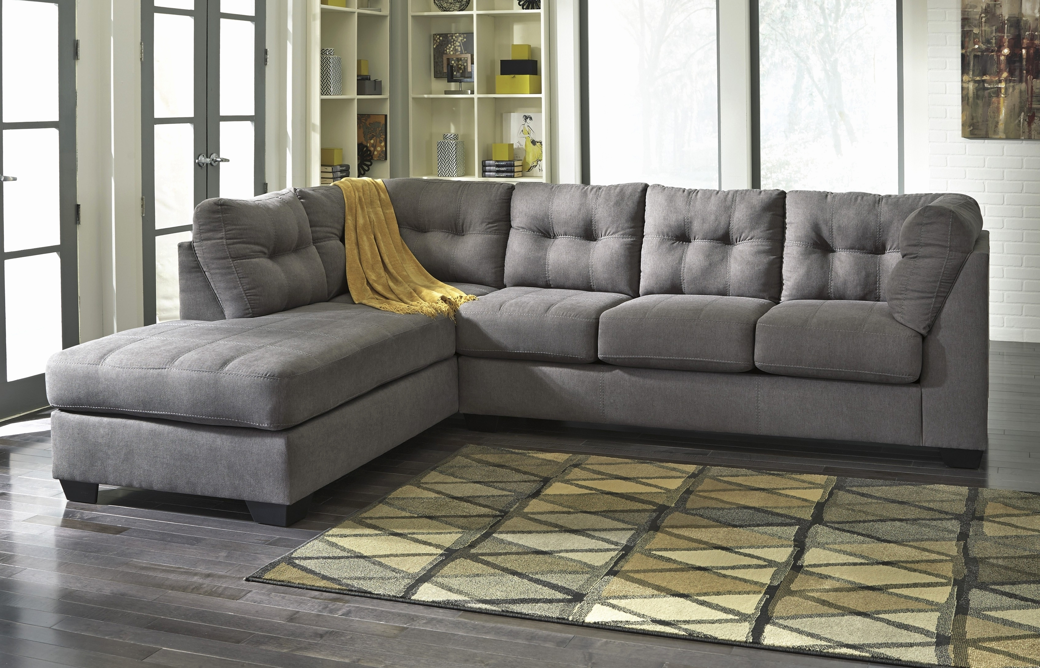 Sectional Sofas At Ashley Furniture Pertaining To Well Known Unique Sectional Sleeper Sofa Ashley 2018 – Couches And Sofas Ideas (View 5 of 20)