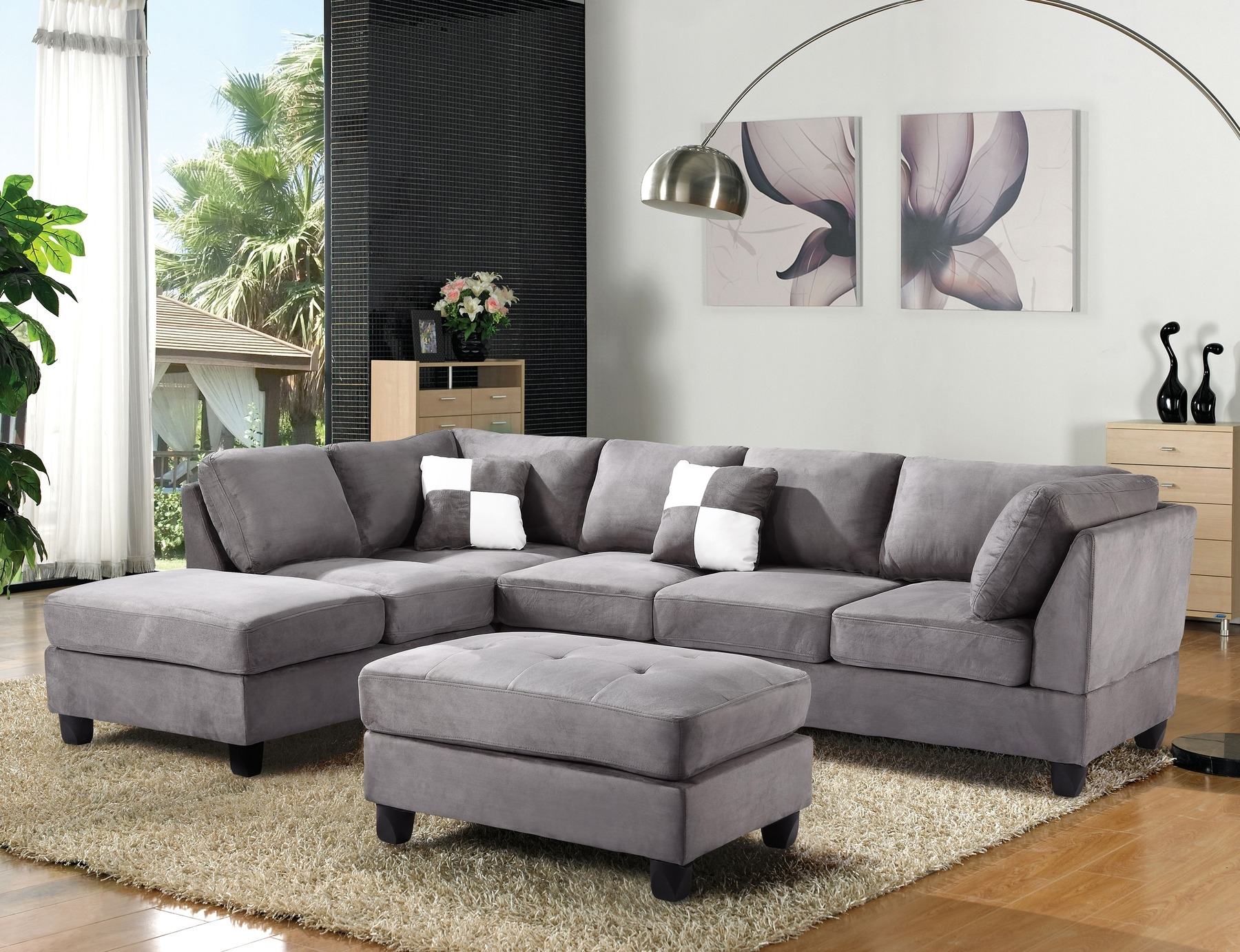 Sectional Sofas At Ashley Furniture With Regard To Current Sofa : Signature Designashley Toletta Chocolate Sectional Sofa (View 10 of 20)