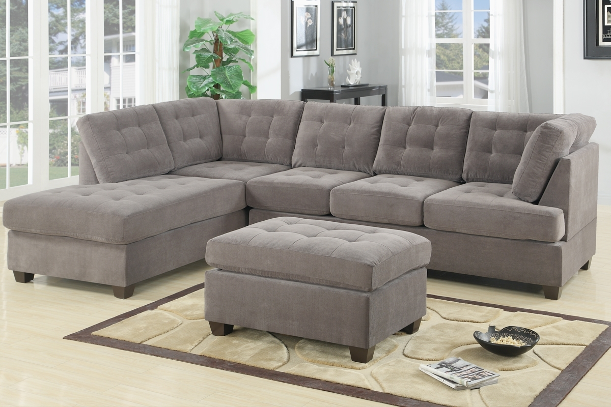 Sectional Sofas At Ashley With Regard To Well Liked Gray Sectional Sofa Ashley Furniture – Tourdecarroll (View 10 of 20)
