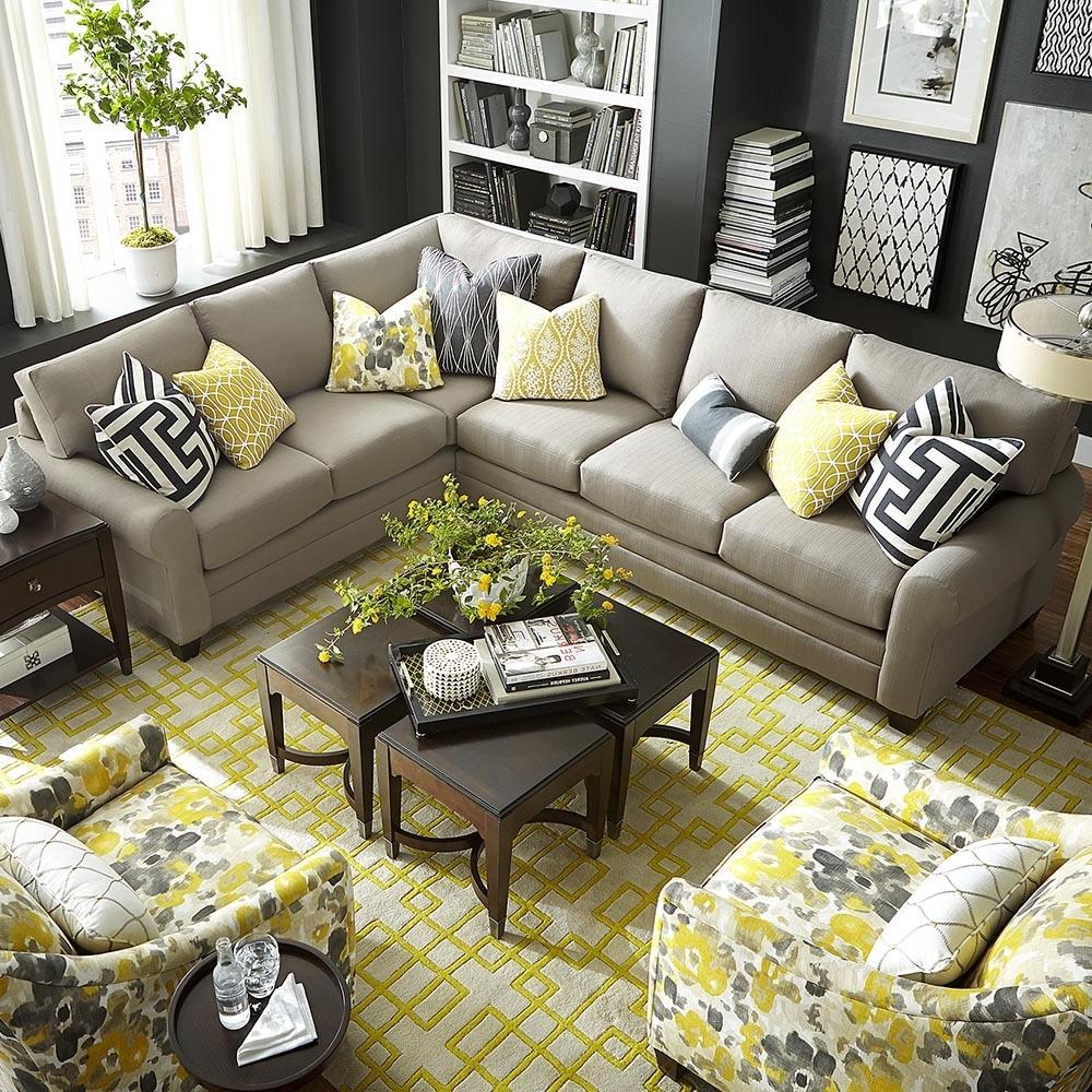 Sectional Sofas At Bassett Regarding Preferred Bassett Furniture Sectional Sofas – Hotelsbacau (View 13 of 20)