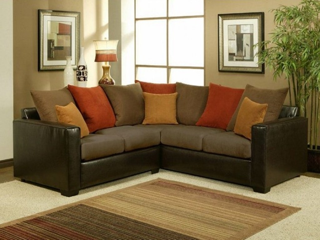 Sectional Sofas At Big Lots Regarding Most Recently Released Sectional Sofas For Small Spaces Big Lots – Surripui (View 14 of 20)