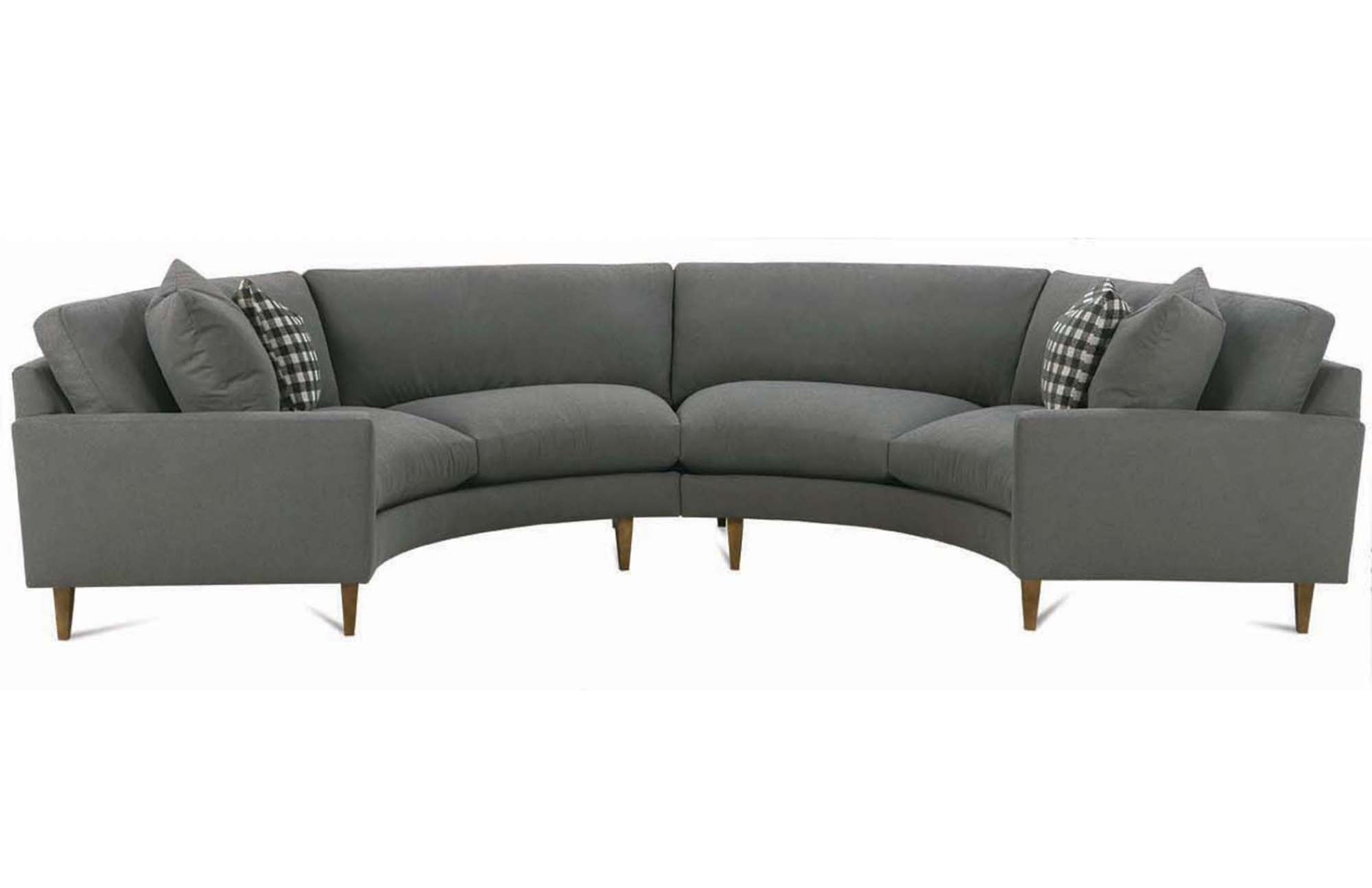Sectional Sofas At Brampton Throughout Current Oslo Sectionalrobin Bruce (View 17 of 20)