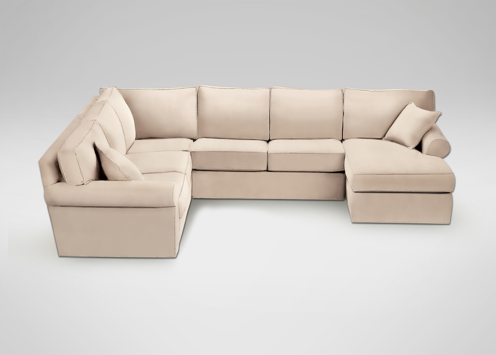 Featured Photo of Sectional Sofas At Ethan Allen