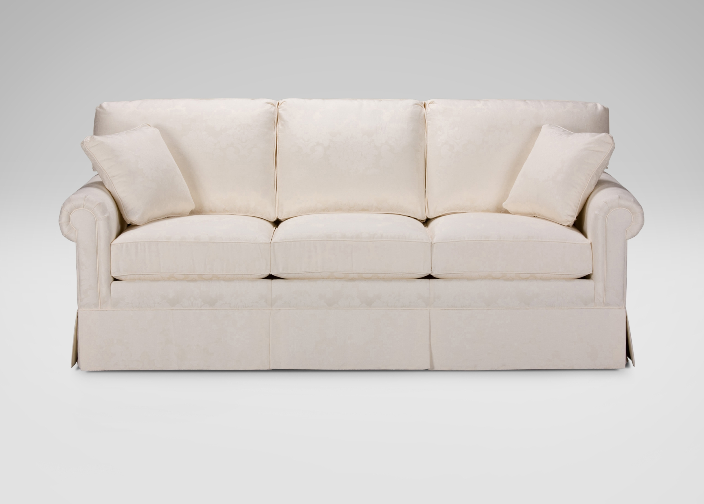 Sectional Sofas At Ethan Allen Inside Popular Paramount Panel Arm Sofa (View 13 of 20)