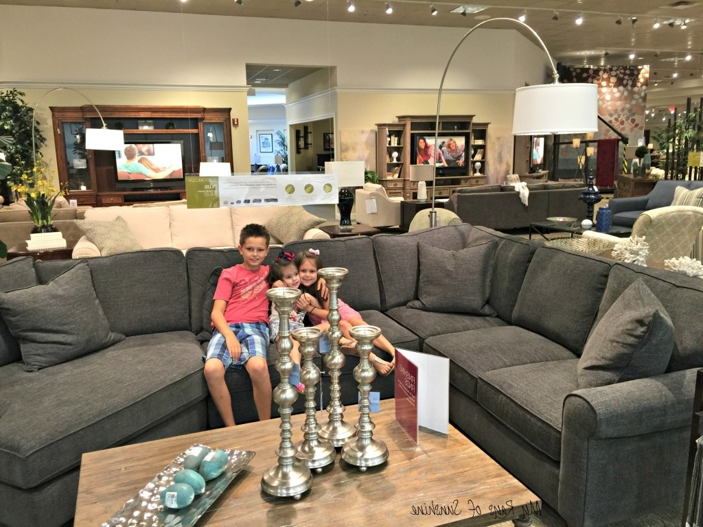 Sectional Sofas At Havertys With Well Known Finding A Family Friendly Sectional Couch – My Rays Of Sunshine (View 5 of 20)