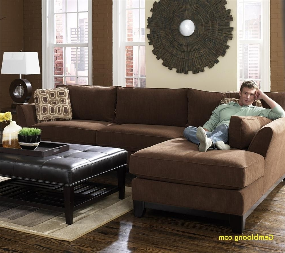 Sectional Sofas At Lazy Boy Throughout Most Up To Date Lazy Boy Sofa With Chaise Beautiful Fortable Sectional Sofas With (View 8 of 20)