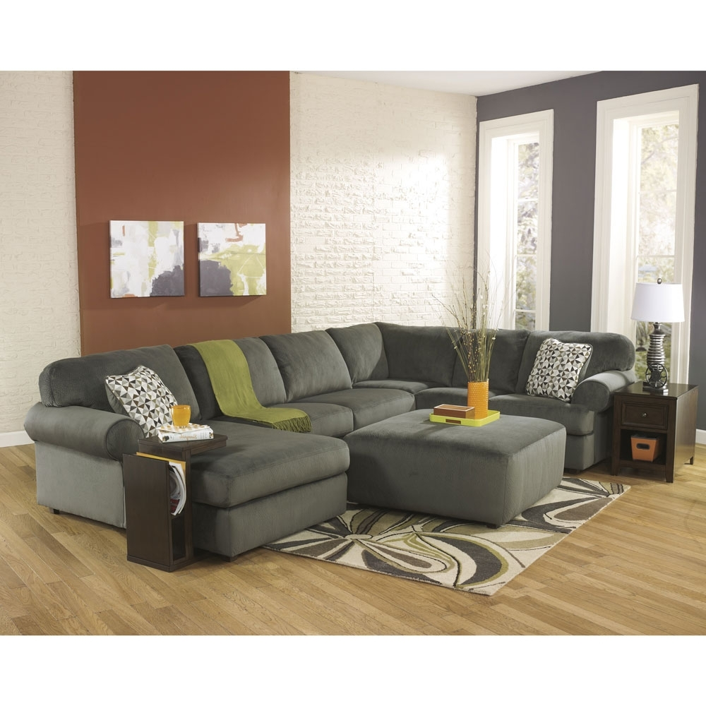 Sectional Sofas At Sears Inside Fashionable Sectional Sofa: Comfortable Sears Sectional Sofa 2017 Leather (View 13 of 20)
