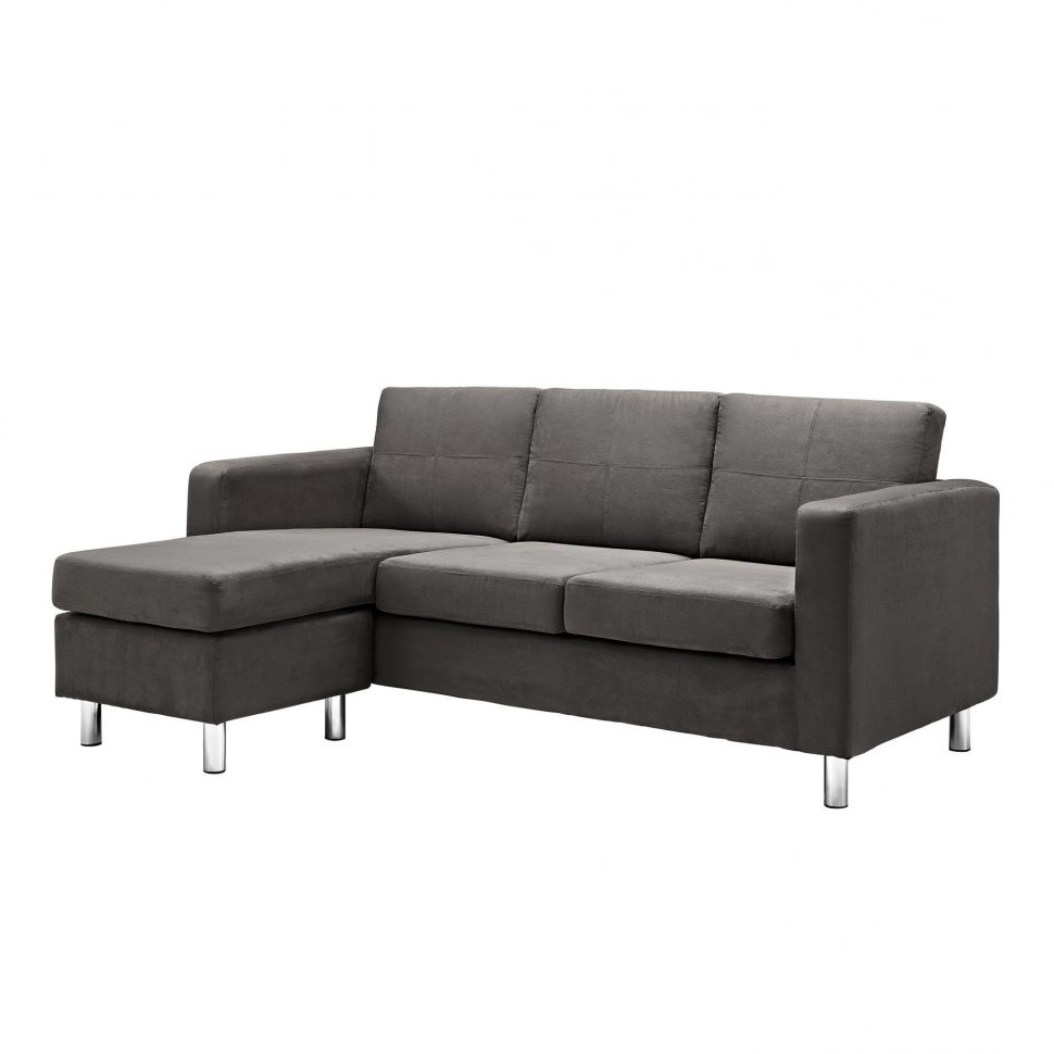 Sectional Sofas For Small Spaces With Recliners With Current Sofas : Modular Sectional Sofa Cheap Couches Small Sectional (View 19 of 20)