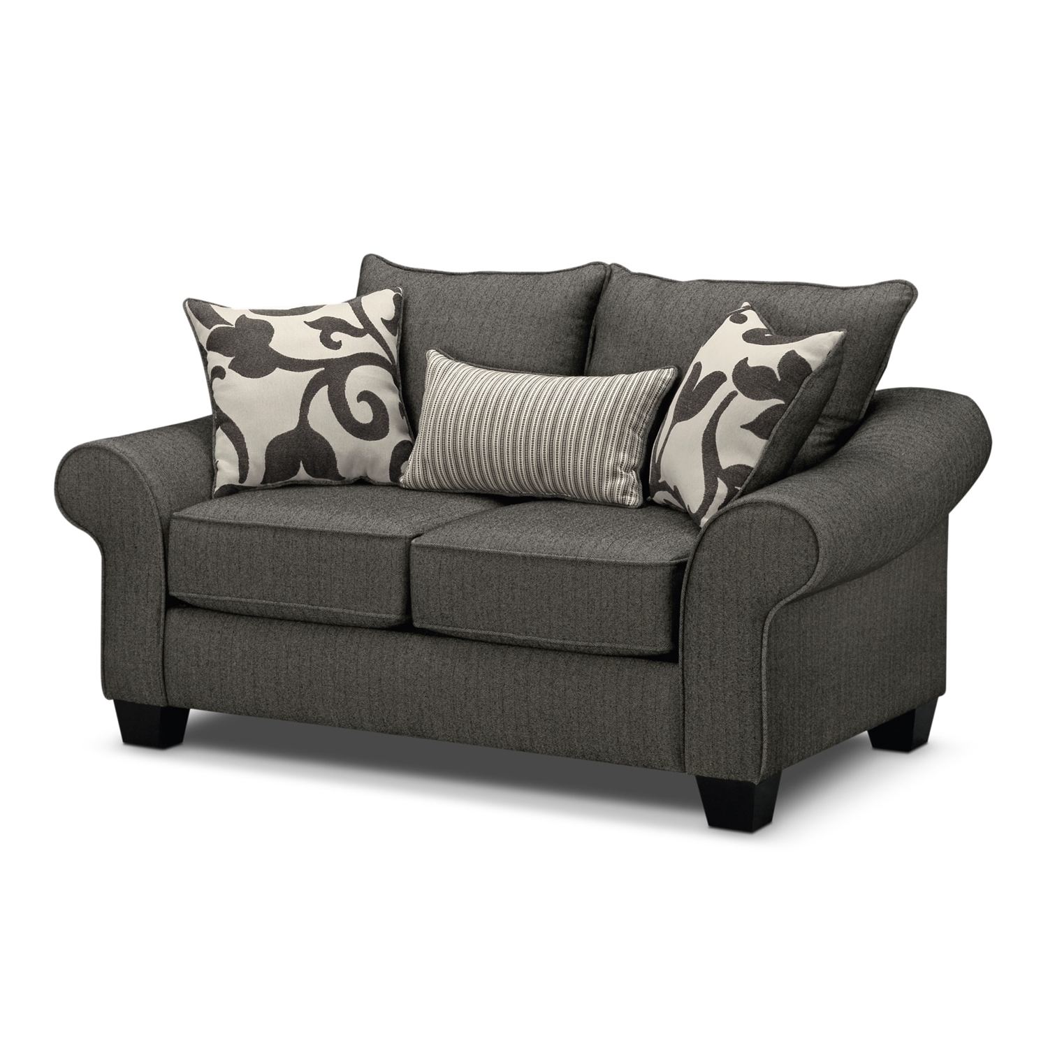 Sectional Sofas In Greensboro Nc Regarding Favorite Furniture : Faraday Sofa Ashley Furniture Ethan Allen Sofa Table (View 13 of 20)