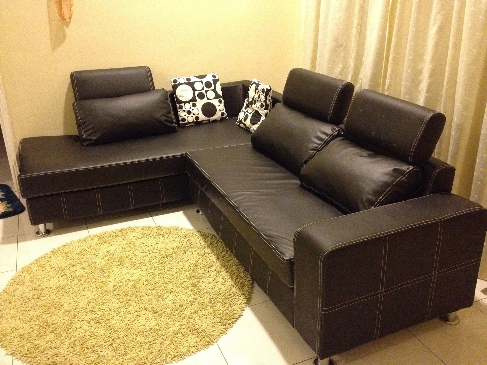 Sectional Sofas In Philippines Intended For Well Known Awesome Leather Sofa For Sale Philippines – Mediasupload (View 14 of 20)