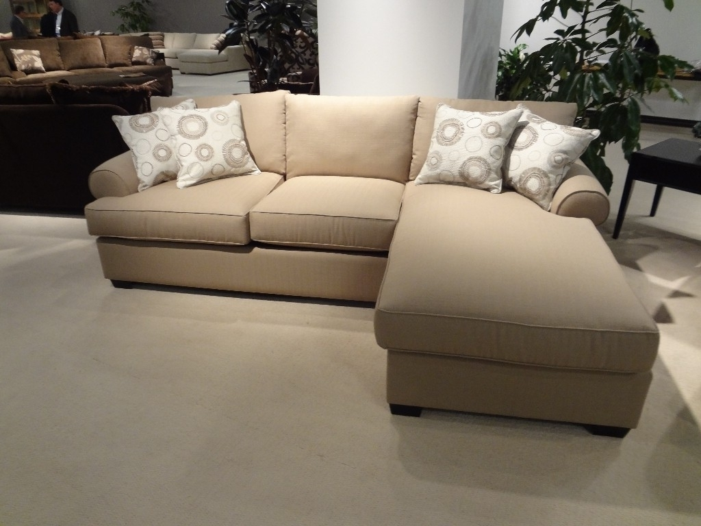 Sectional Sofas That Turn Into Beds In Most Popular Furniture : Beautiful Cream Sectional Sofa Bed Design With The (View 13 of 20)