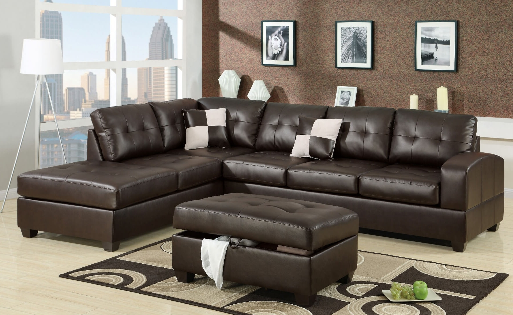 Sectional Sofas Under 1000 Within 2018 100 Awesome Sectional Sofas Under $1,000 (2018) (View 2 of 20)