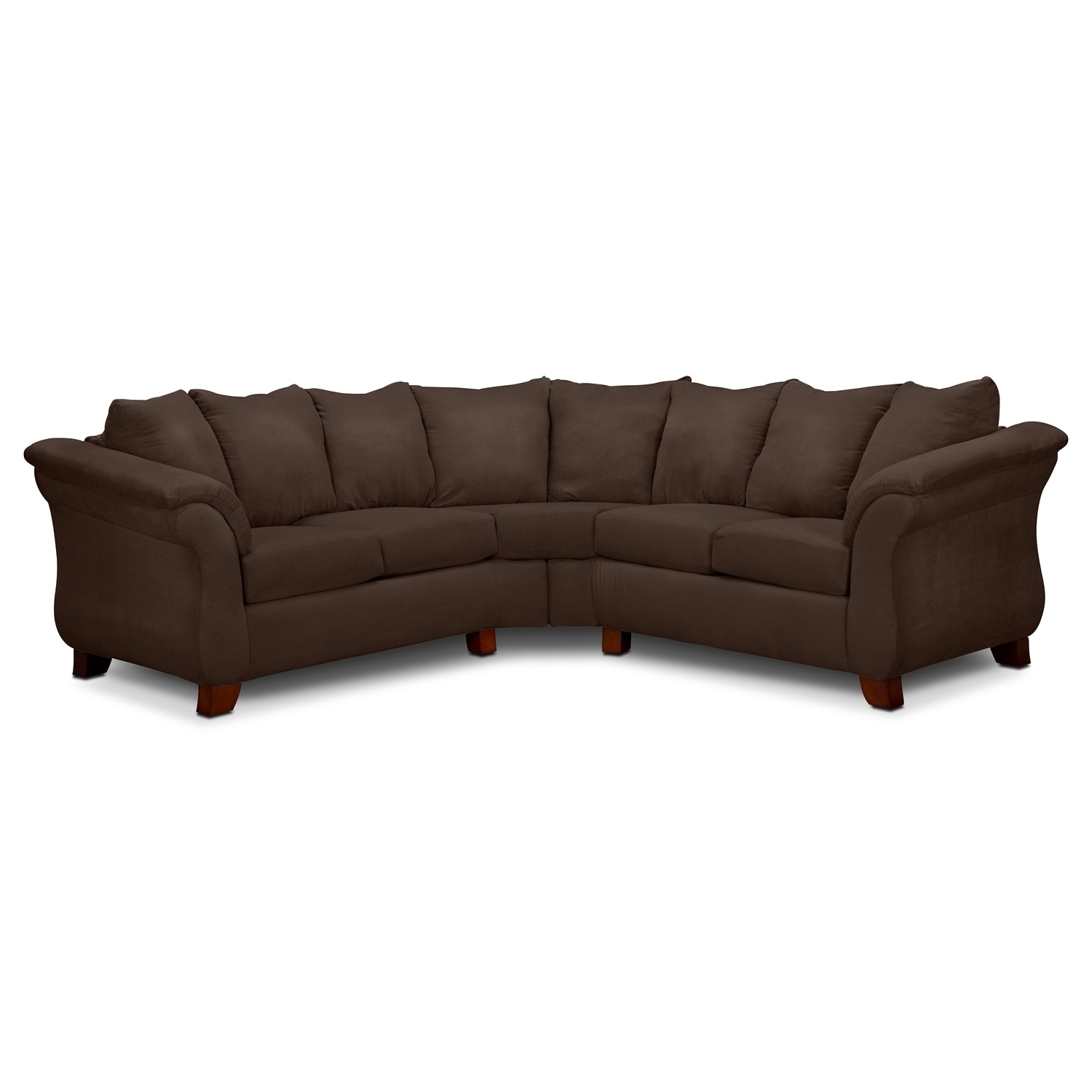 Sectional Sofas Under 600 For 2018 Sectionals Under $ (View 11 of 20)
