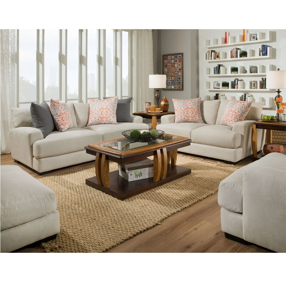 Sectional Sofas Under 700 Throughout 2018 Stationary Sofas & Sectionals – Franklin Furniture (View 16 of 20)
