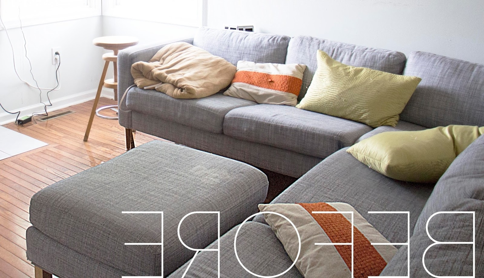 Sectional Sofas With Covers Throughout Trendy Grosgrain: Finally Affordable Ikea Sofa Slipcovers (View 17 of 20)