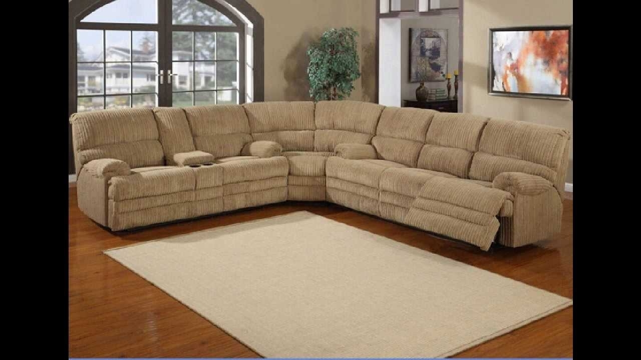 Sectional Sofas With Cup Holders – Tourdecarroll Intended For Most Recently Released Sectional Sofas With Cup Holders (View 10 of 20)