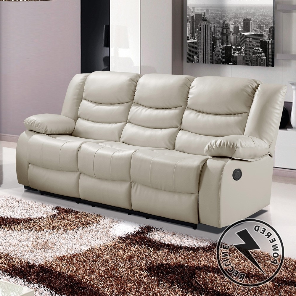 Sectional Sofas With Electric Recliners Regarding Popular Sofa : Cool Looking Chairs Single Recliner Sofa Electric Sofa (View 17 of 20)