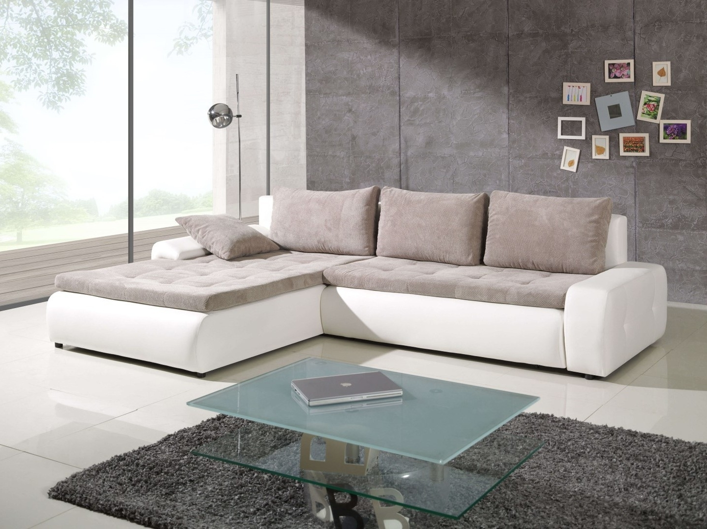 Sectional Sofas With Sleeper Inside Favorite Shop Galileo Sectional Sleeper Sofa With Storage Universal (View 12 of 20)