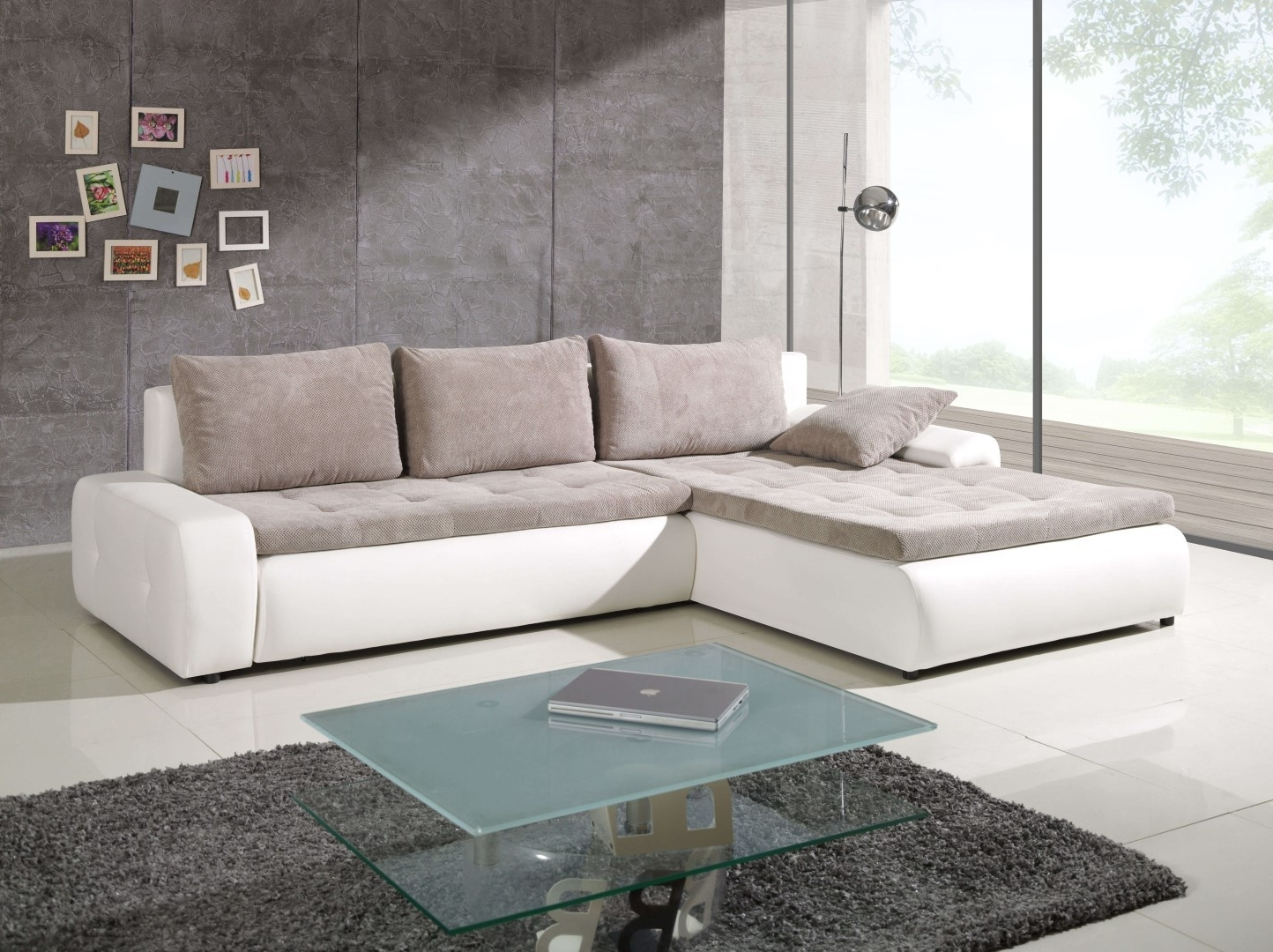 Sectional Sofas With Storage Regarding Most Up To Date Shop Galileo Sectional Sleeper Sofa With Storage Universal (View 2 of 20)
