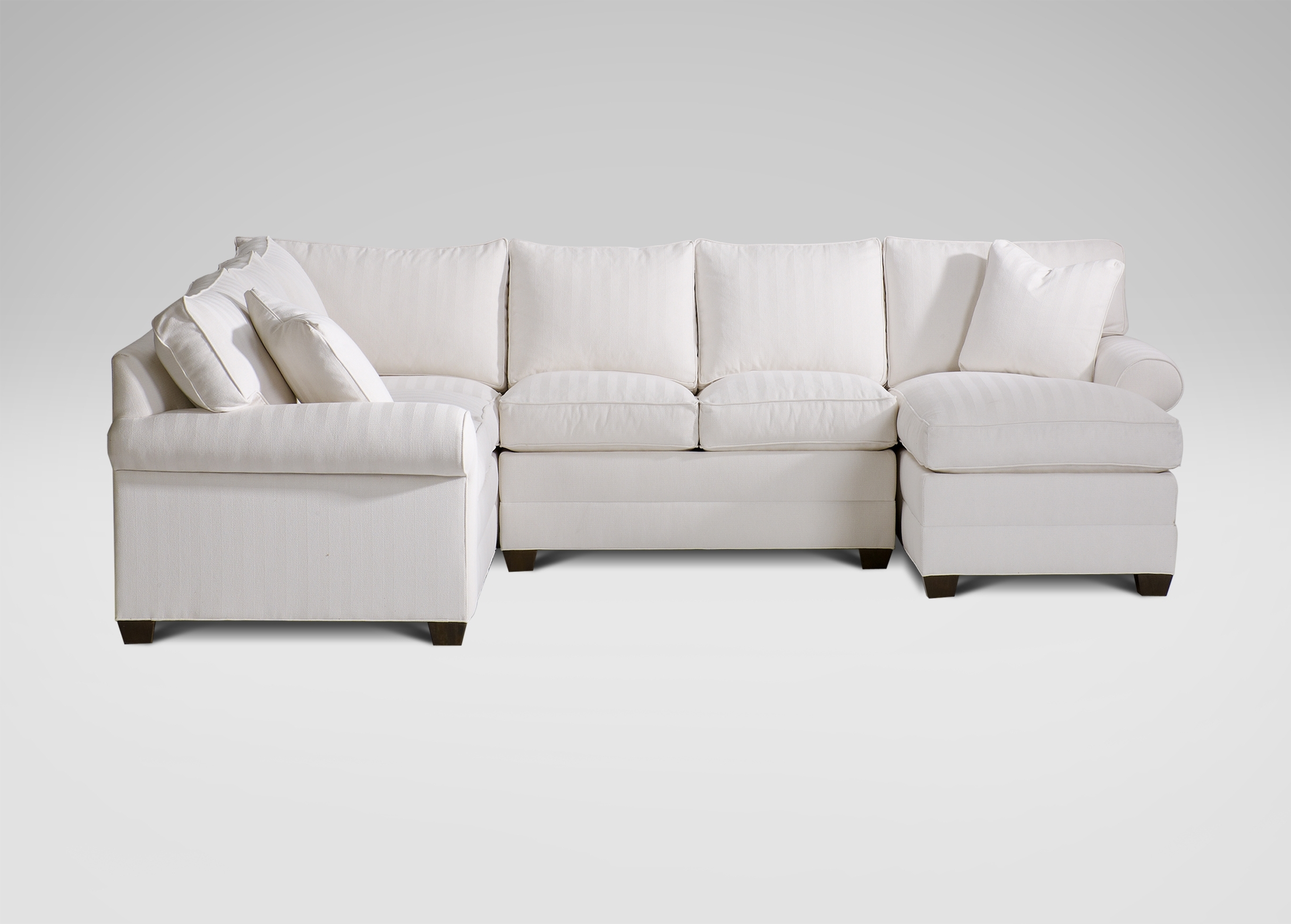 Sectionals Throughout Sectional Sofas At Ethan Allen (View 16 of 20)