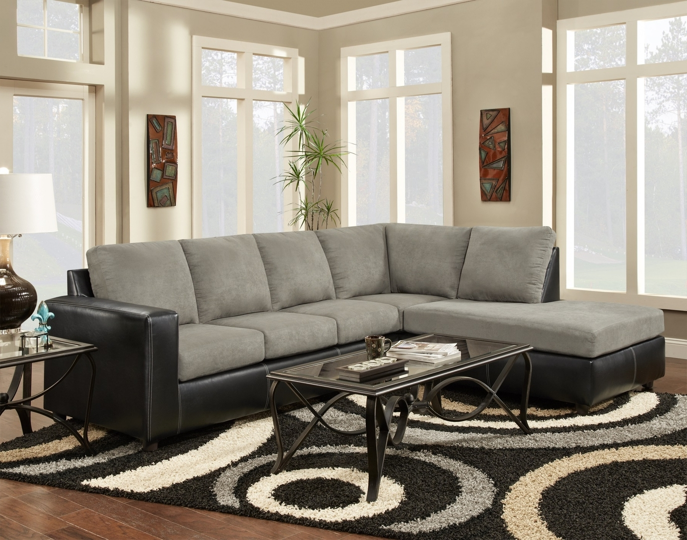 Sectionals: Tuscaloosa, Al: Southeastern Furniture Pertaining To Most Recently Released Tuscaloosa Sectional Sofas (Gallery 13 of 20)