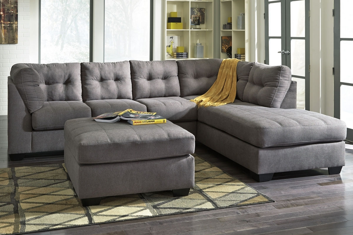 Sectionals With Ottoman For Best And Newest Malo Sectional & Ottoman At Gardner White (View 12 of 20)