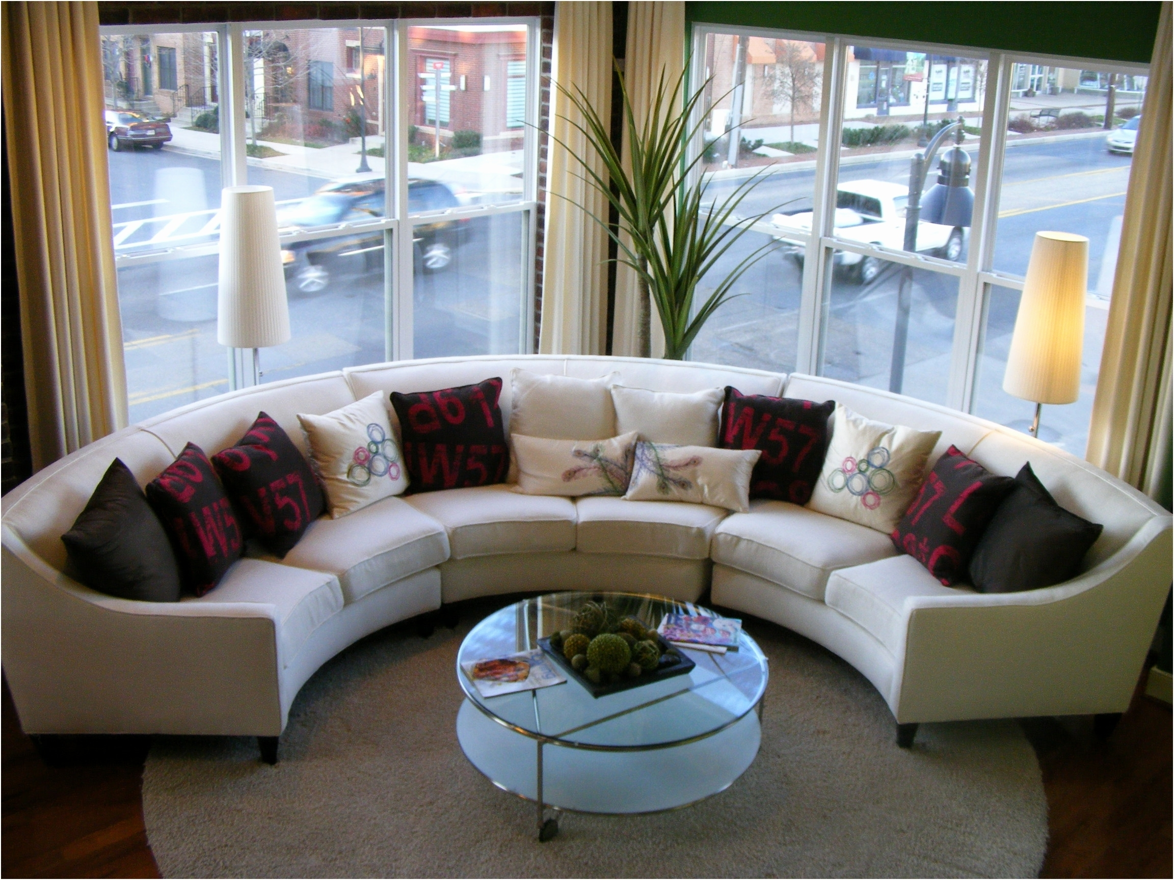 Semicircular Sofas In Famous Sectional Sofa For Sale Luxury Epic Semi Circular Sectional Sofa (View 11 of 20)